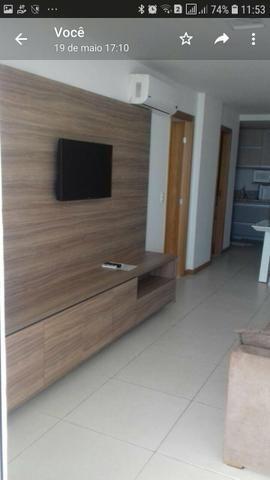 """""""Barra Expresso 222 - 1 quarto e Sala Mobiliado - Vista Mar - Foto 4"""