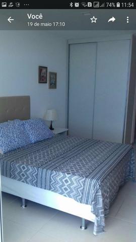 """""""Barra Expresso 222 - 1 quarto e Sala Mobiliado - Vista Mar - Foto 12"""