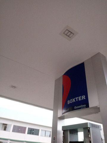 Luminaria em LED ( alta potência) pra posto de gasolina - Foto 5