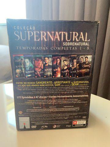 Box Supernatural 1-9 temporadas - Foto 3