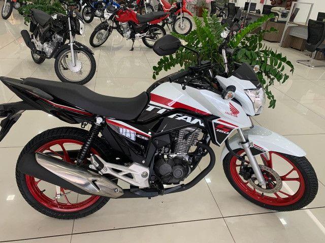 Honda ti'tan s entrada de 1000 reais leia - Foto 3