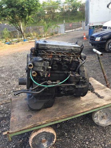Motor 712c Mercedes motor 0m904 - Foto 5