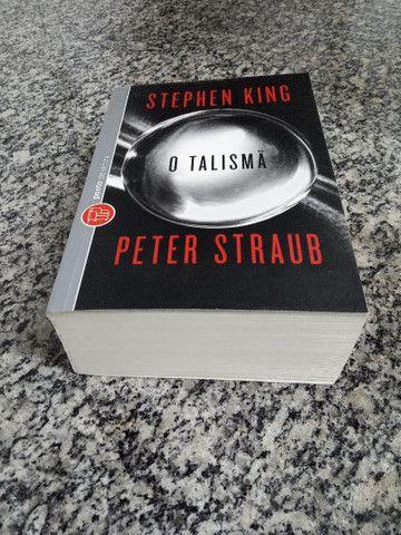 Livro - O Talismã - Stephen King e Peter Straub