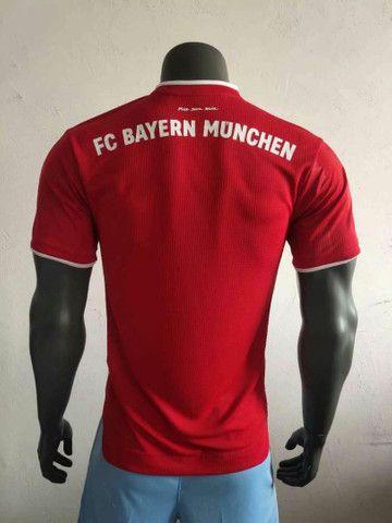 Camisa Bayer 2020 - Foto 2
