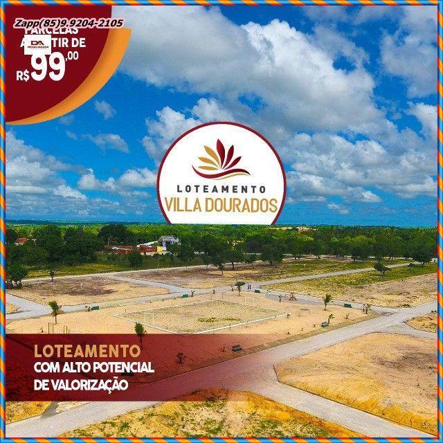 Loteamento Villa Dourados !*! - Foto 2