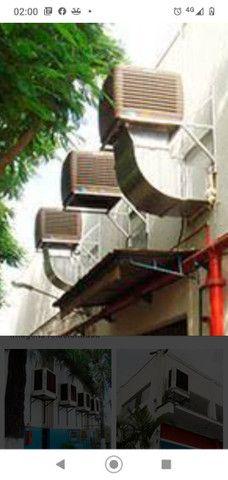 Climatização manutenção temp frio