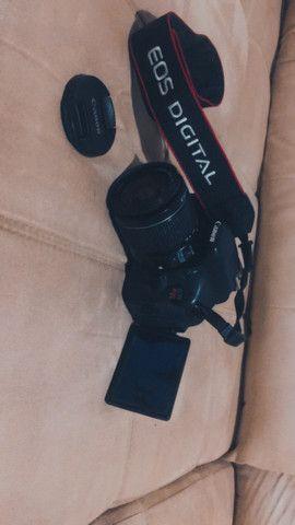 Câmera Canon T3i 18x55