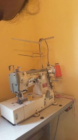 Máquina de costura GALONEIRA marca Sun Special  - Foto 4