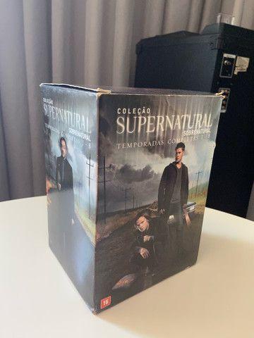 Box Supernatural 1-9 temporadas - Foto 2