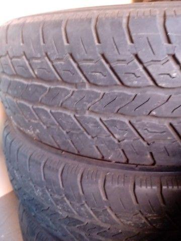 Jogo pneus 225 75 x 16 - Foto 6