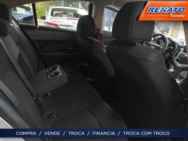 Chevrolet Cruze 1.8 Lt Automático 2014 - Foto 5