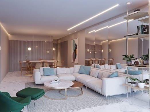MSerpa Edf Terraço Jaqueira Rio Ave 160m² 4 suites 3 vagas Jaqueira - Foto 7