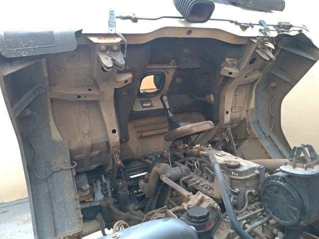 caminhão Ford Cargo 816 S 14/14 Plataforma - Foto 13