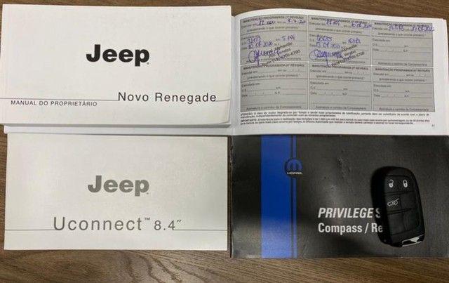 Jeep Renegade 1.8 16V Flex Limited 4P Automático - Foto 7
