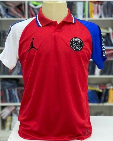 Camisas Qualidade 1 linha Nacional. 1 por 70.00rs 2 por 130.00rs - Foto 3