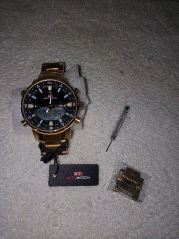 Relógio kat-wach completo - Foto 3