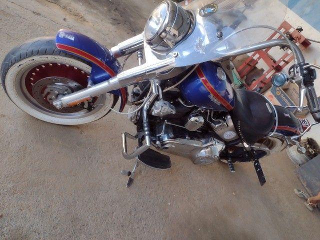 moto fat boy - Foto 6