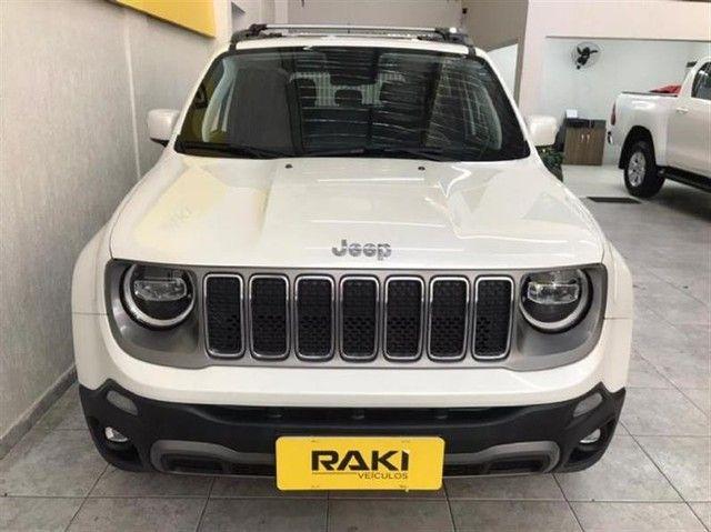 Jeep Renegade 1.8 16V Flex Limited 4P Automático - Foto 2