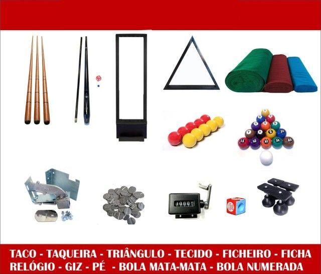 Materiais De Sinuca Compra Segura Paga Na Entrega - Foto 4