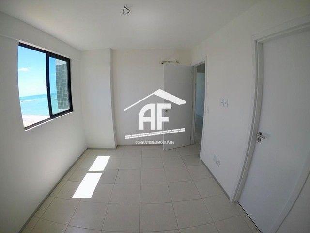 Apartamento com 4 quartos (2 suítes) - Alto padrão com vista total para o mar - Foto 15