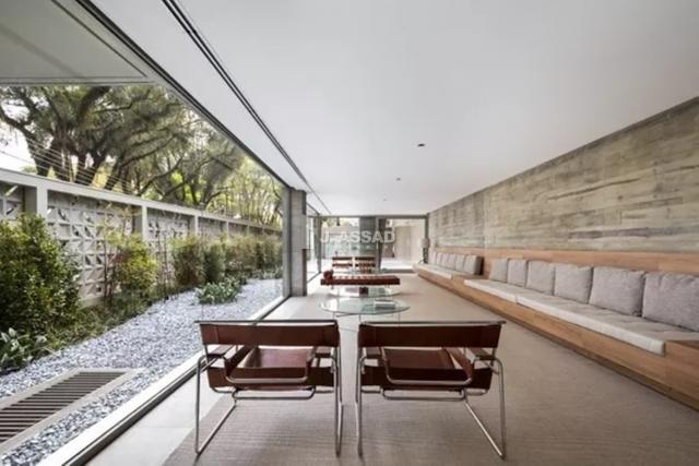 Apartamento à venda com 4 dormitórios em Cabral, Curitiba cod:AP0100 - Foto 5