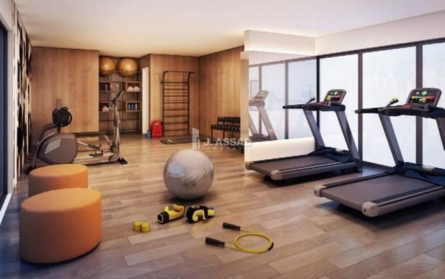 Apartamento à venda com 3 dormitórios em São francisco, Curitiba cod:AP0205 - Foto 8