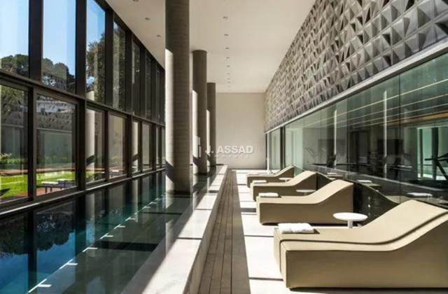 Apartamento à venda com 4 dormitórios em Cabral, Curitiba cod:AP0100 - Foto 12