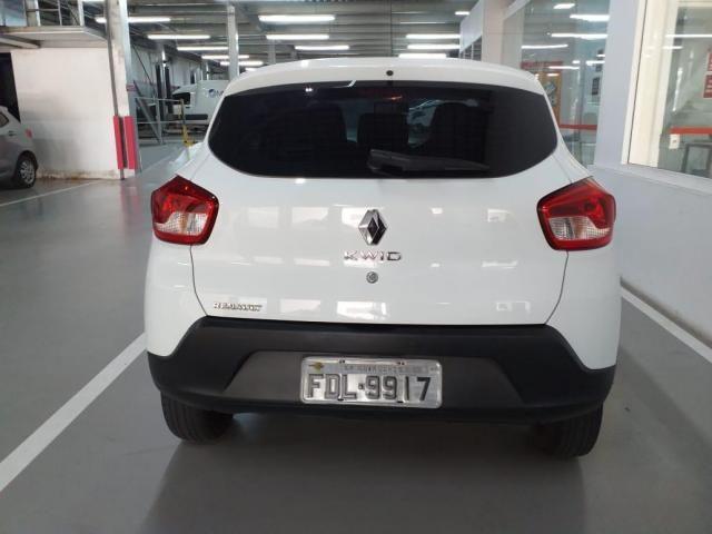Renault Kwid Intense 1.0 12v SCe (Flex) - Foto 4