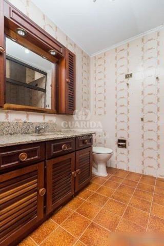 Cobertura para aluguel, 3 quartos, 1 suíte, 1 vaga, MENINO DEUS - Porto Alegre/RS - Foto 12