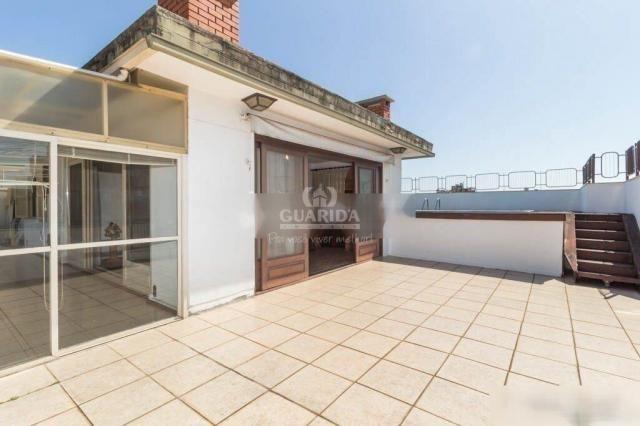 Cobertura para aluguel, 3 quartos, 1 suíte, 1 vaga, MENINO DEUS - Porto Alegre/RS - Foto 15