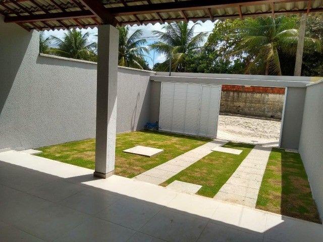 Lindas Casas no Eusébio Com Dois Quartos! - Foto 5