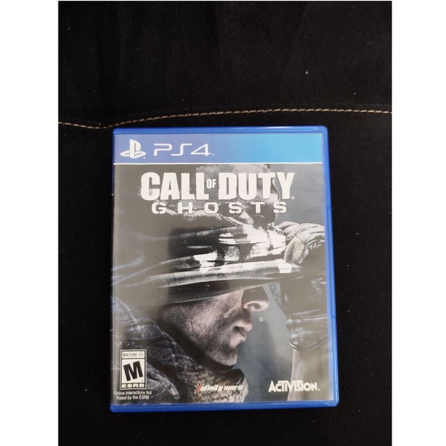 VENDO!! CALL OF DUTY GHOSTS