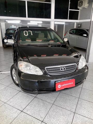 Corolla 2007 XEi 1.8  c/ GNV