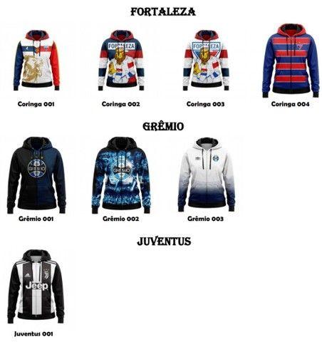 Blusões, Camisas e Calças personalizadas  - Foto 6