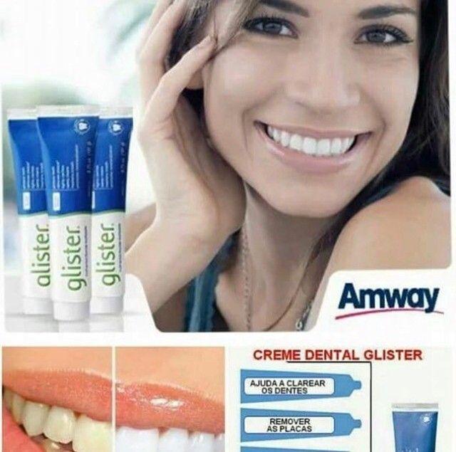Creme dental Glister  - Foto 4