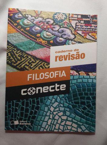Livro de Filosofia - volume único - Conect - Foto 6