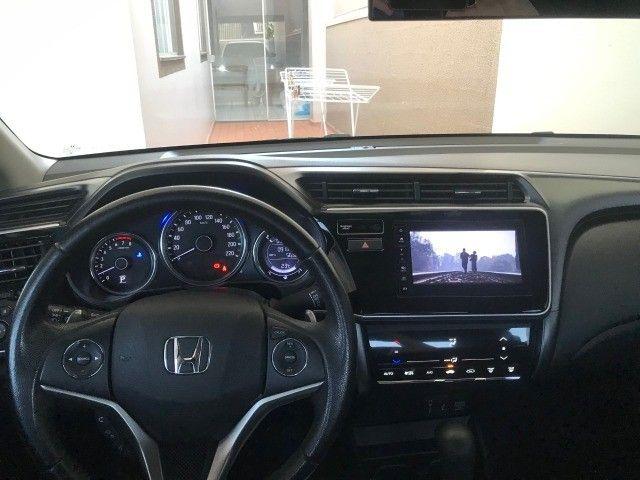 Honda City EX 2019 automático (Completo) - Foto 8