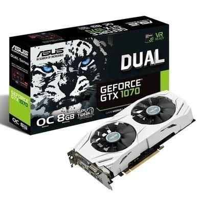 GTX 1070 Asus dual