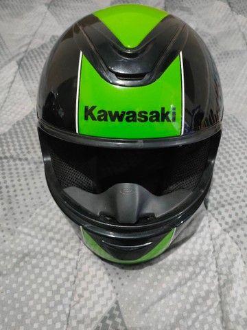 Capacete Kawasaki NAU Helmet
