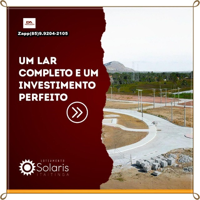 Solaris Loteamento @!#@ - Foto 8