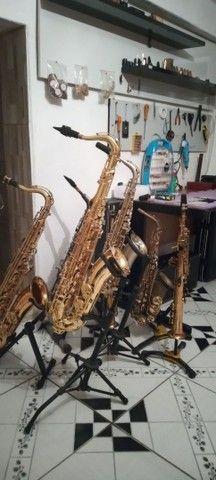 Ssx alto, saxofone tenor e sopram  - Foto 2