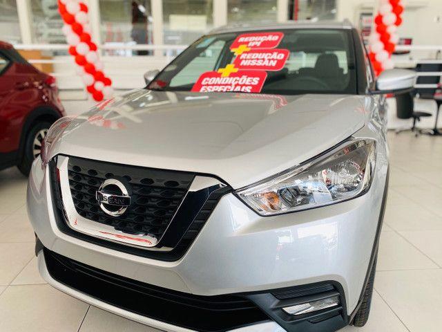 Nissan Kicks SV CVT 2021 0KM - Foto 2