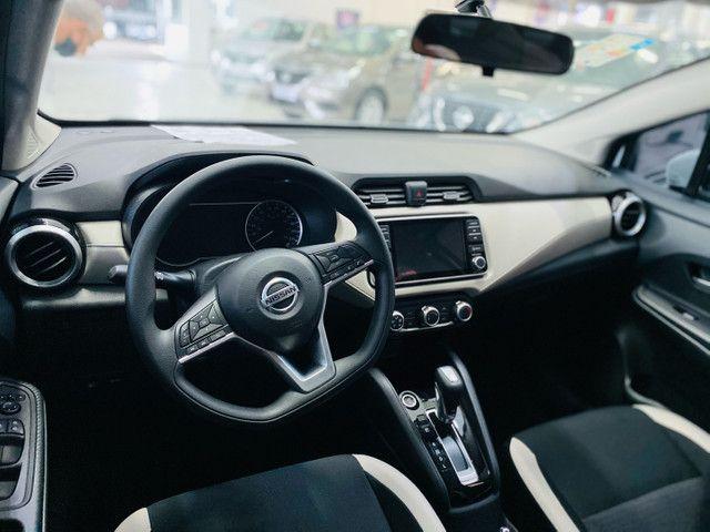Novo Nissan Versa Advance CVT 2021 0km - Foto 5