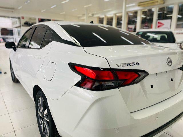 Novo Nissan Versa Advance CVT 2021 0km - Foto 6