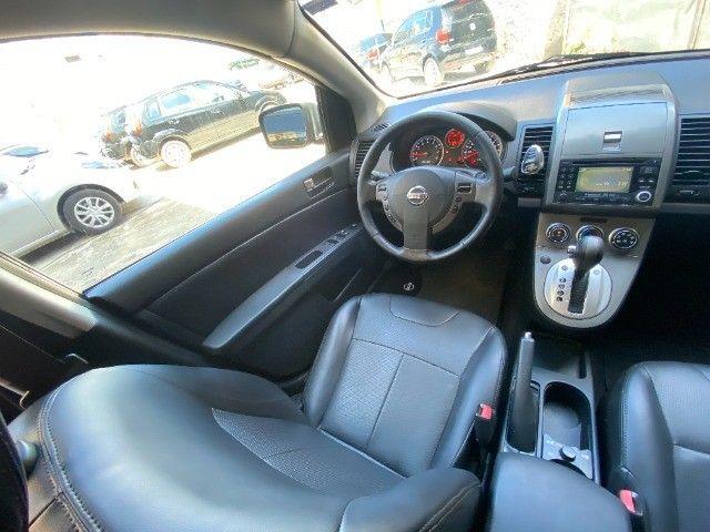 Nissan Sentra 2.0 Automático E Teto Solar. - Foto 11