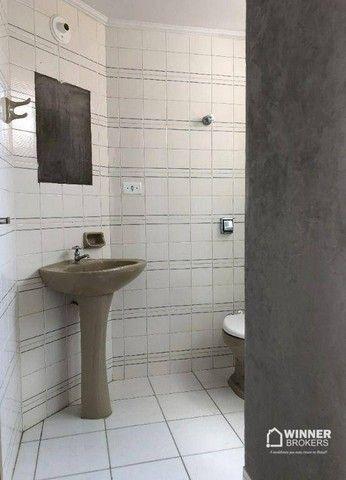 Apartamento com 3 dormitórios para alugar, 84 m² por R$ 1.200,00/mês - Zona 06 - Maringá/P - Foto 14