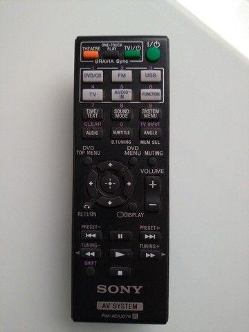Home Theater Sony - Com Defeito - Foto 4