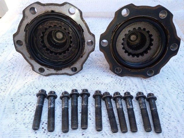 Rodas livres tração 4x4 elétrica Suzuki Jimny 1.3 2020 - Foto 4