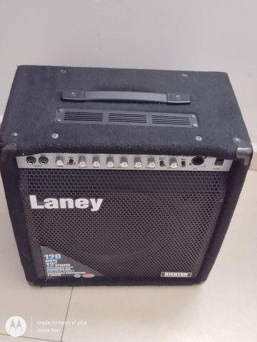 Amplificador para contra baixo Laney RB5 Richter 120 watts - Foto 5