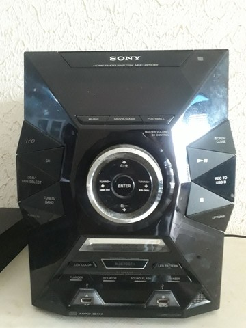Caixa da som Sony